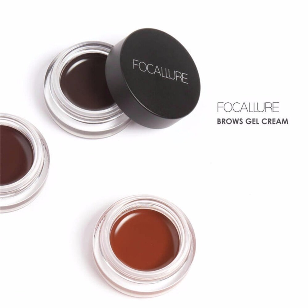 Detail Gambar Focallure Pro 3 Pcs Mata Setiap Hari Penggunaan Riasan Hitam Eyeliner Mascara dan Alis