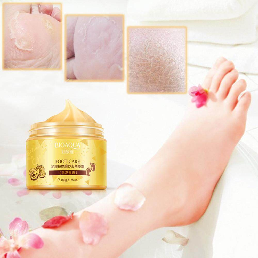 Foot Care Moisturizing Essence Foot Skin Care Feet Cream Exfoliating Whitening - intl