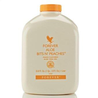 Harga Forever Living Aloe Bits n' Peaches ( 1 liter ) - Healthy Life