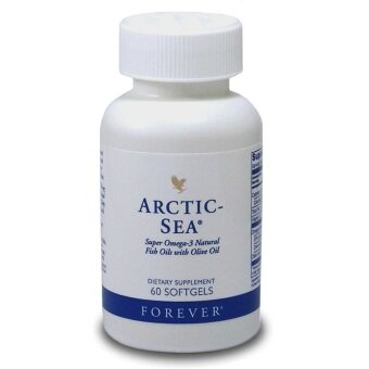 Harga Forever Living Arctic-Sea Omega-3 Softgel (free shipping) - HealthyLife