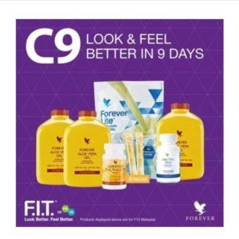 Harga Forever Living Clean 9 Weight Management Set