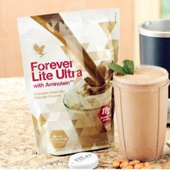 Harga Forever Living [FREE SHIPPING] Forever Lite Soy Protein Shake Mix Chocolate 390gX1