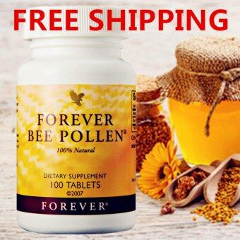 FOREVER LIVING Original Bee Pollen 100 tablets X1 (ENERGY BOOSTER! )