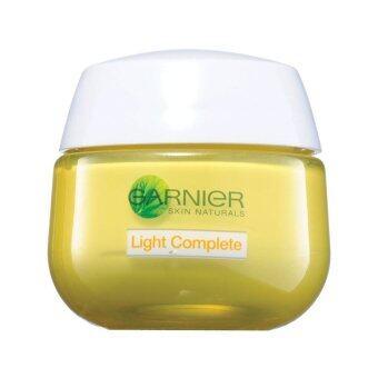 GARNIER Light Complete White Speed Serum Day Cream SPF 19