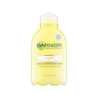 Harga GARNIER Light Milky Lightening Dew Toner 150ML