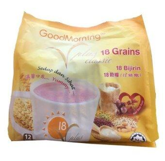 Harga Good Morning Vplus Classic Complete Nutrition With 18 Grains 12 Sachets X 30g