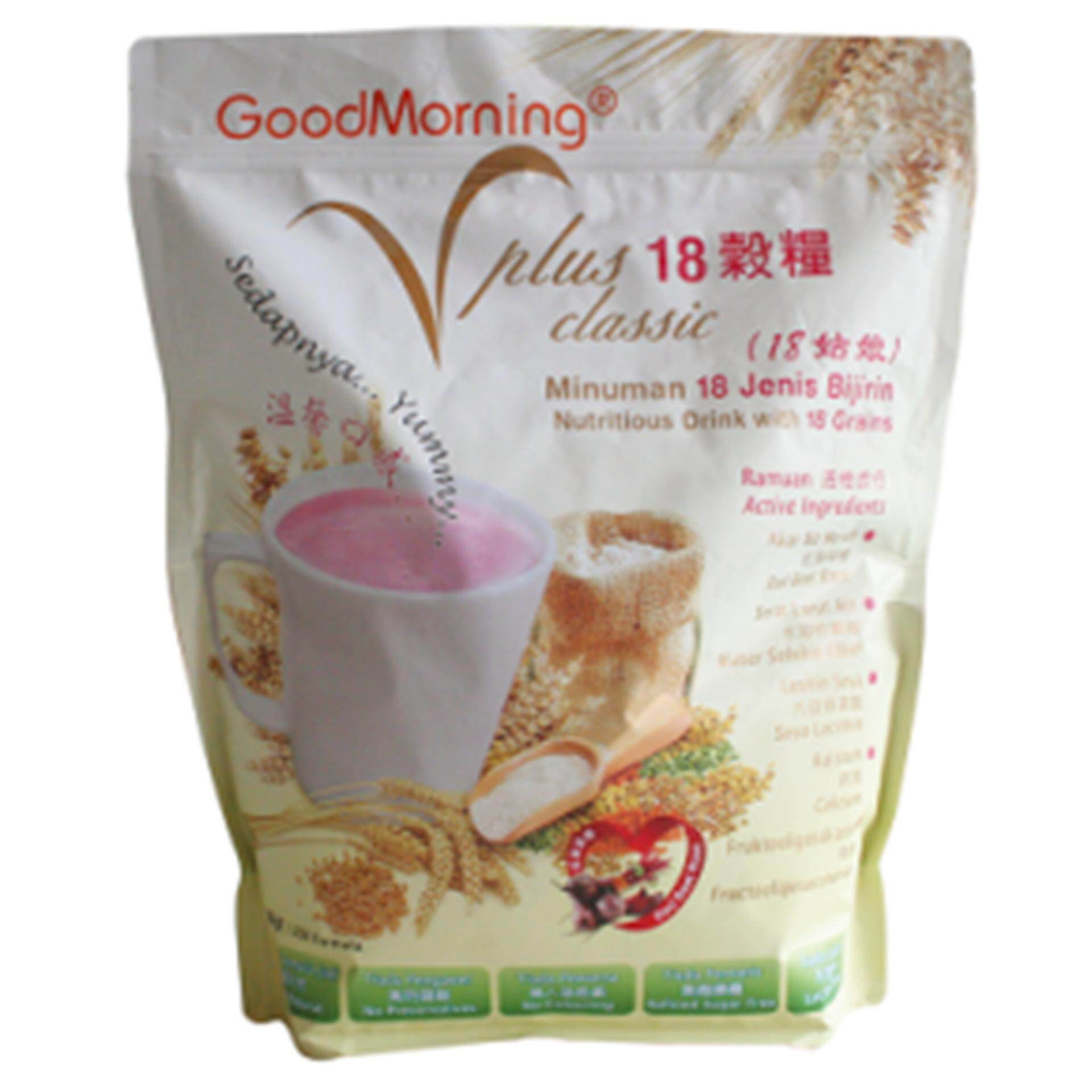 GOODMORNING VPLUS CLASSIC 18 GRAINS 3 KG