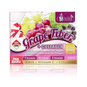 Harga Grape Fiber + Collagen