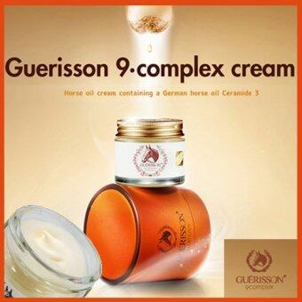 GUERISSON 9 COMPLEX CREAM Horse oil Creams Moisture Creams ?? CREAM