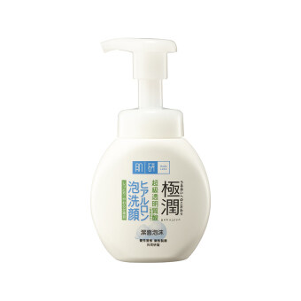 Harga HADA LABO Super Hyaluronic Acid Foam Wash 160ml