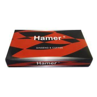 Hamer Ginseng & Coffee Candy (1 box = 10 pcs candy)