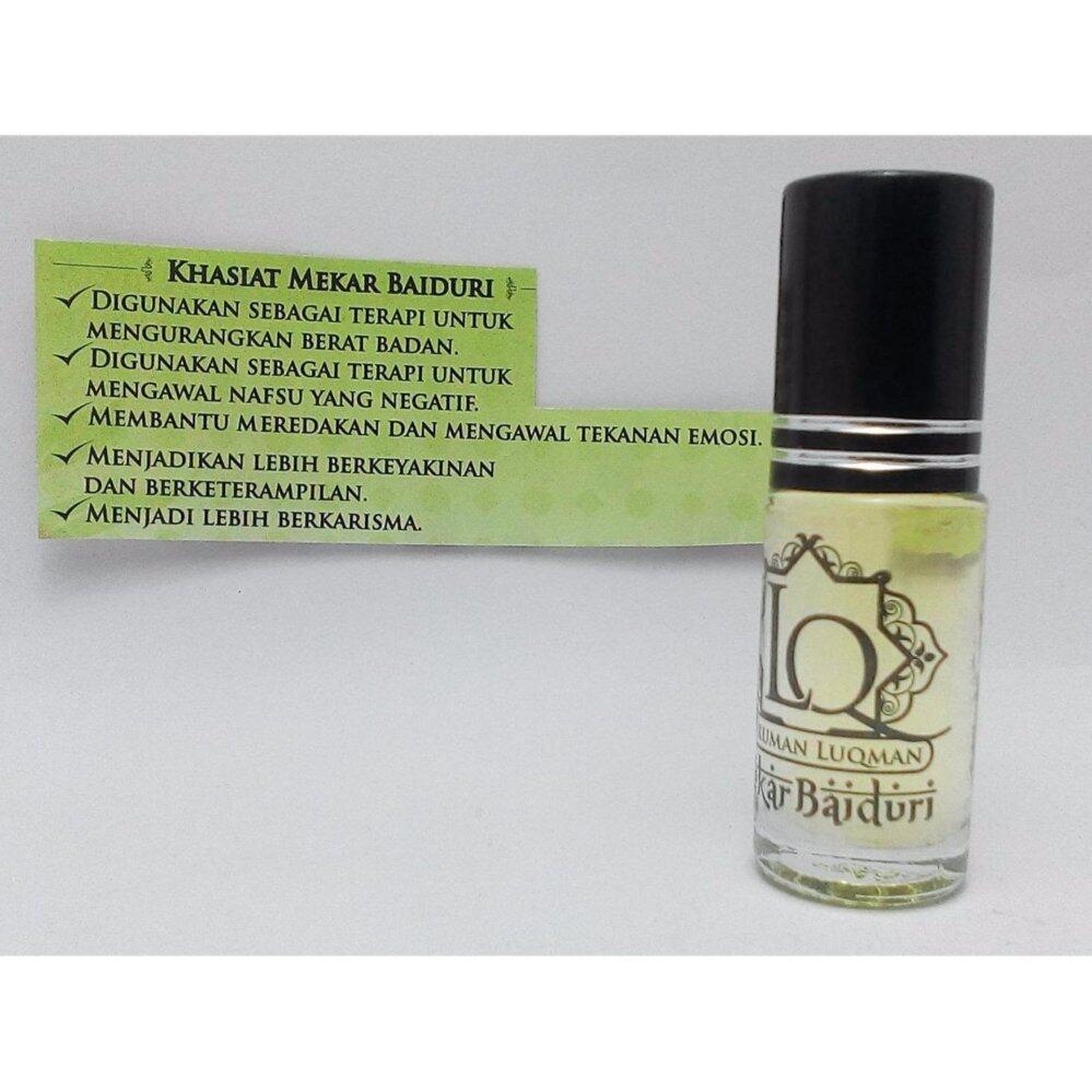 Haruman Luqman Mekar Baiduri Perfume 3ml x 12