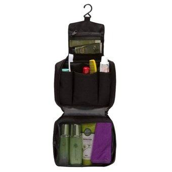 HB Make up bag naturehike necessaries beauty cosmetic bags case Black - intl