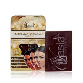 Harga Herbal Lightening Soap + Collagen