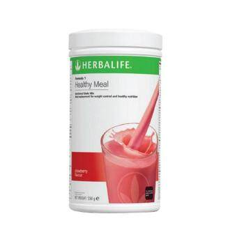 Harga Herbalife Formula 1 (F1) Nutrition - Strawberry