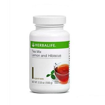 Harga Herbalife Lemon & Hibiscus Tea Mix 100g