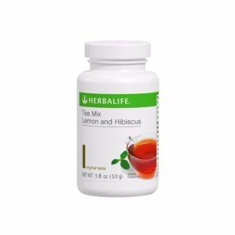 Harga Herbalife Lemon & Hibiscus Tea Mix 50g