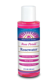 Heritage Store Rosewater Hydrating 120ml