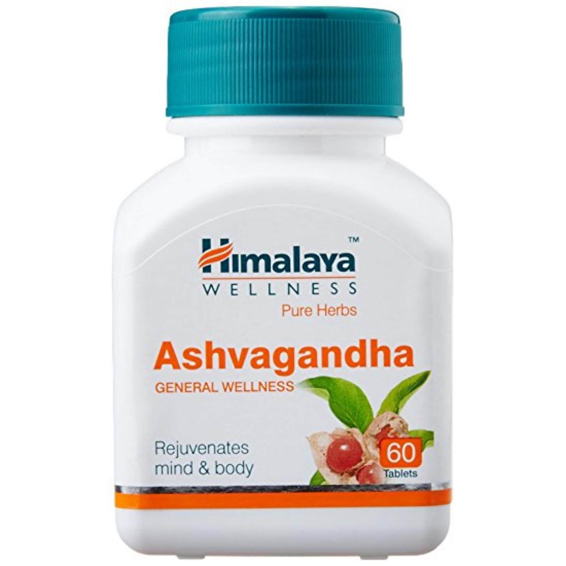 BEST PRICE himalaya ashvagandha tablet - 60s