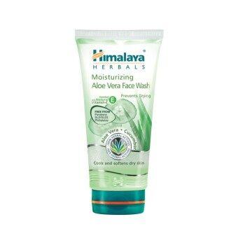 HIMALAYA Moisturizing Aloe Vera Face Wash 100ml
