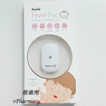 Hovid Fever Trac Wearable Thermometer