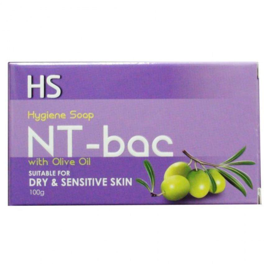 2 Set HS NT-bac Soap with Olive Oil 100g