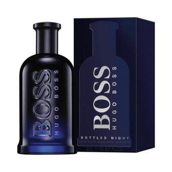 Harga Hugo Boss Boss Bottled Night Eau De Toilette Spray 200ml For Men