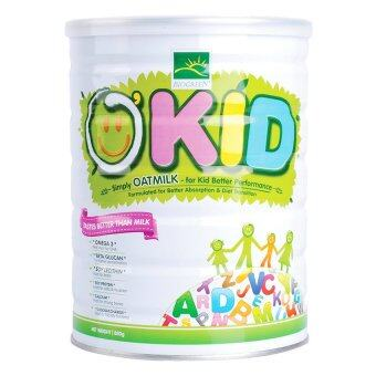 Harga Biogreen O Kid Oatmilk 850G