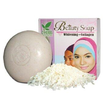 Harga Dherbs Juliet Beauty Soap