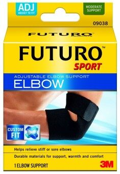 Harga FUTURO Sport Adjustable Elbow Support