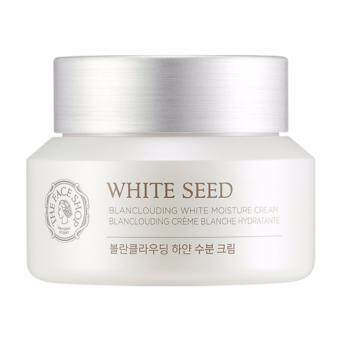 Harga The face shop WHITE SEED BLANCLOUDING WHITE MOISTURE CREAM 50ml