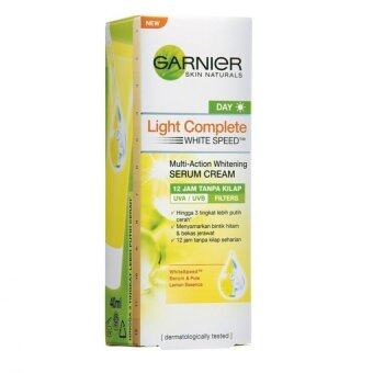 Harga Garnier Light Complete Cream 40ml