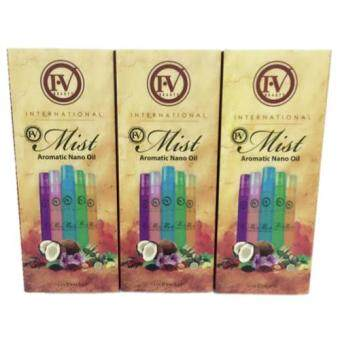 Harga iv Mist Aromatic Nano Bio Oil 12 ml - Pack of 3