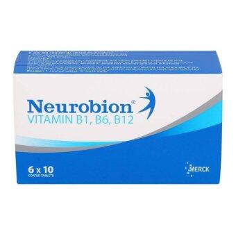 Harga Neurobion Vitamin B1, B6, B12 Tablets 60s