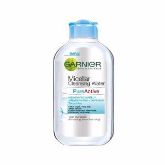 Harga GARNIER Pure Active Micellar Cleansing Water 125ml
