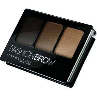 Harga Maybelline Fashion Brow 3D Contouring Palette Brown
