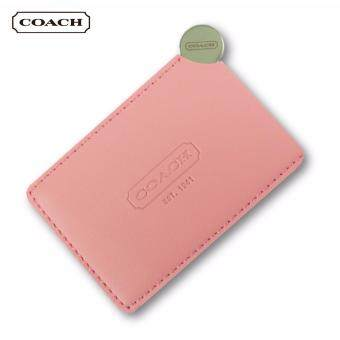 Harga Coach Stainless Steel Mirror (Pink)
