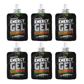 Harga BioTechUSA Energy Gel 60g (6 packs) - Orange