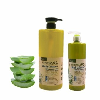 Harga Aloe Vera Body Cleanser 1500ml