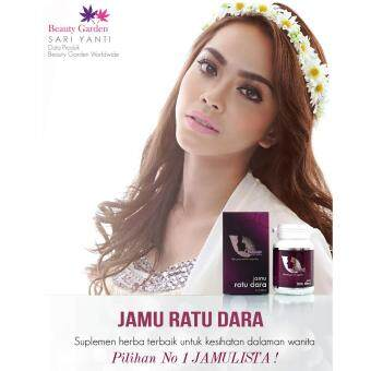 Harga ORIGINAL JAMU RATU DARA (60 CAPS) AWARD WINNING PRODUCT 5YEARS IN A ROW+FREE POSTAGE