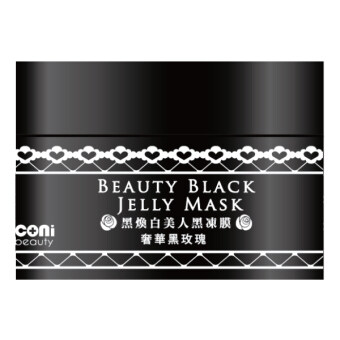 Harga Coni Beauty Beauty Whitening Black Jelly Mask 250ml