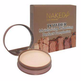 Harga Naked 4 Kiss Beauty Powder Moisturizing & Soothing