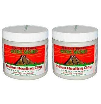 Harga Aztec Secret Bentonite Indian Healing Clay 1 Pound (2 Pack)