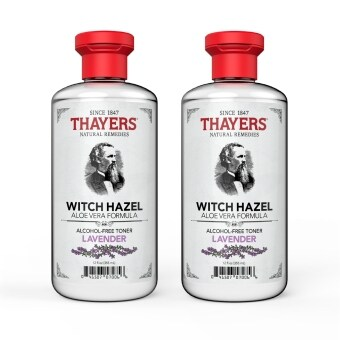 Harga Thayers Alcohol-Free Lavender Witch Hazel Toner 355ml (Twin Pack)