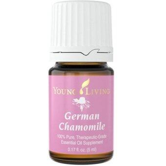 Harga Young Living German Chamomile Essential Oil 5ml (Free Gift)