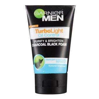 Harga GARNIER MEN TLOC CHARCOAL FOAM 100ML