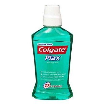 Harga Colgate Plax Fresh Mint 100ml