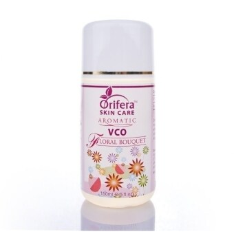Harga Orifera Aromatic Virgin Coconut Oil Body Hair Nail Healthy Moisturizers - 150ml
