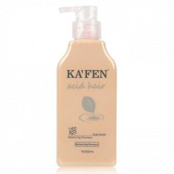 Harga Kafen Acid Hair Balancing Shampoo 300ml