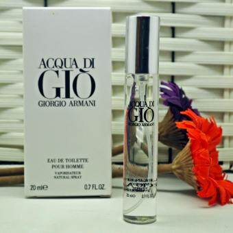 Harga Giorgio Armani Acqua Di Gio EDT 20ml for Men- Miniature Perfume